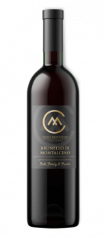 Brunello Riserva Bottle