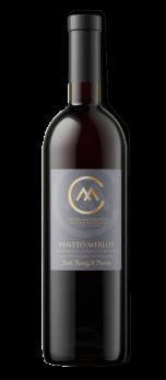 Merlot Bottle