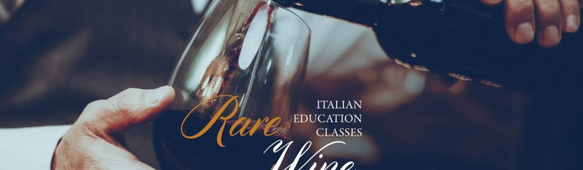 Experience Rare Tastes of Italy at Cross Mountain Vineyards